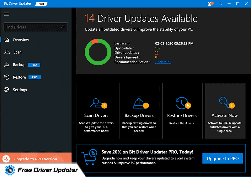 Completely Best Free Driver Updater Software For Windows 10 8 7