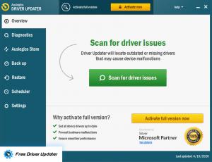 Auslogics Driver Updater - Best Free Driver Updater