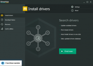 Driver Hub - Completely Free Driver Updater