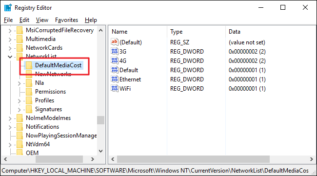 Using an Ethernet Network Device