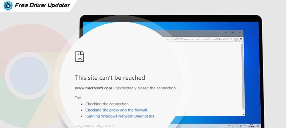 """13 Best Easy Tips To Fix """"This Site Can't Be Reached"""" Chrome Error"""