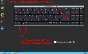 press-Ctrl-Alt-and-Delete-keys-together