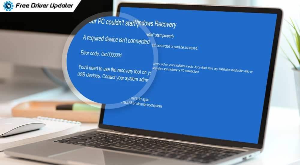 How to Fix Windows Error Code 1 in Windows [Solved]
