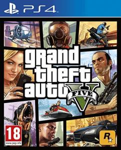 Grand Theft Auto (GTA) V Game