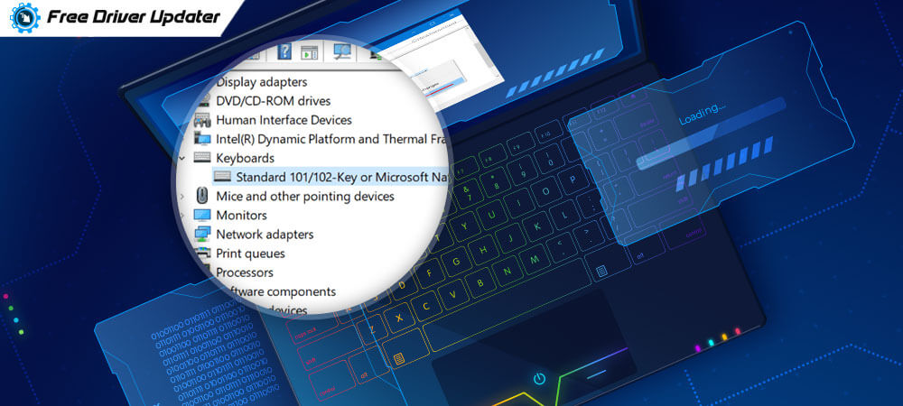 How to Update and Reinstall Keyboard Drivers on Windows 10