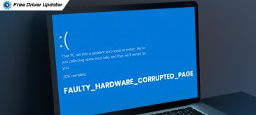 How to Fix Faulty Hardware Corrupted Page on Windows 10,8,7 {Solved}