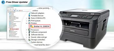 How to Fix Brother HL 2280DW Printer Driver Issues