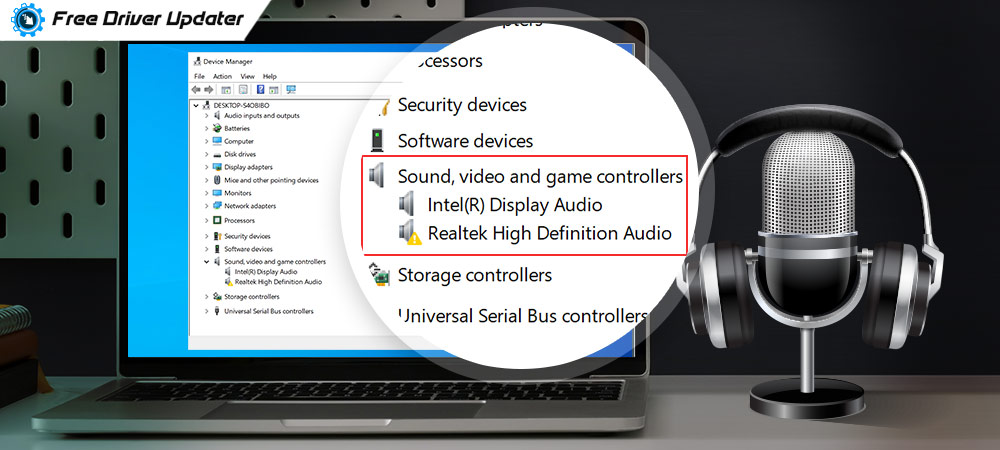 How to Reinstall and Update Audio Sound Drivers on Windows 10, 8, 7
