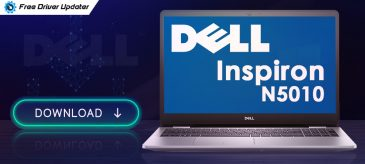 Dell Inspiron N5010 Drivers Download for Windows 10, 8, 7