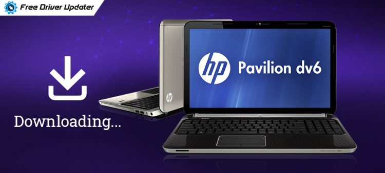 HP Pavilion dv6000 Drivers Download, Install & Update for Windows