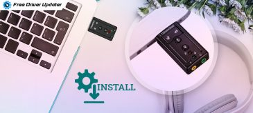 USB PnP Sound Card Device Drivers Download, Install and Update