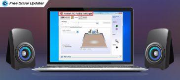 Realtek High Definition Audio Driver Download for Windows 10