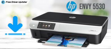 Download HP ENVY 5530 Driver and Software for Free