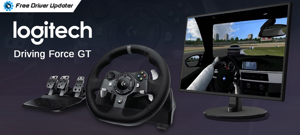 How to Download and Update Logitech Driving Force GT Driver for Windows 10, 8, 7