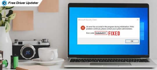 How to Fix Windows Defender Error Code 0x8e5e021f