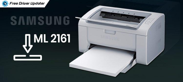 Samsung ML 2161 Printer Driver Download for Windows 10, 8, 7