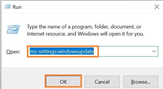 type ms-setting-windowsupdate