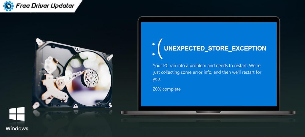 Fix-Unexpected-Store-Exception-Error-In-Windows-10