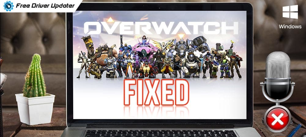 How-to-fix-Overwatch-mic-not-working-on-Windows-10-PC