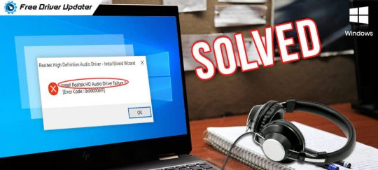 [Solve]-Install-Realtek-HD-Audio-Driver-Failure-Error-on-Windows