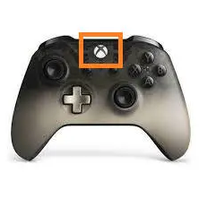 press x button from console