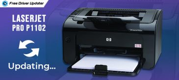 HP LaserJet Pro P1102 Printer Driver Download and Update for Free