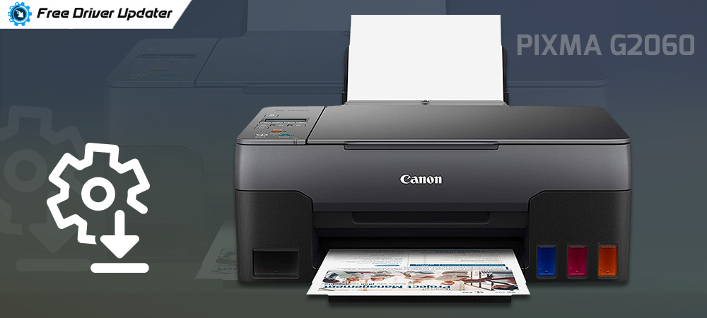 Canon PIXMA G2060 Driver Download, Install, and Update