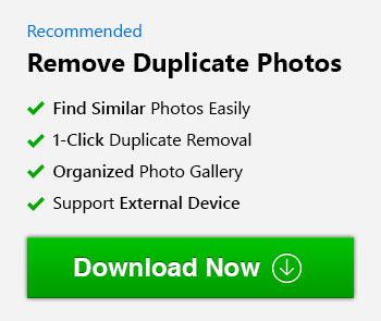 remove duplicate photos