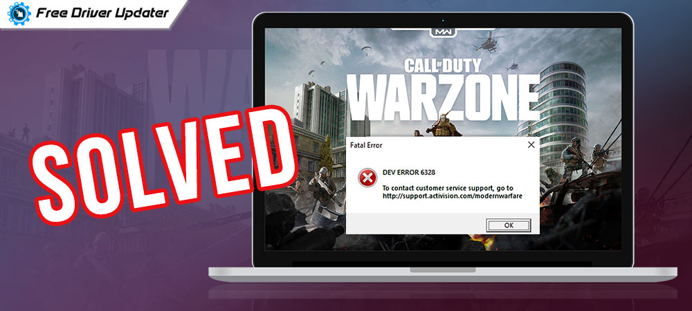 Call of Duty Warzone Crashing on PC {SOLVED}