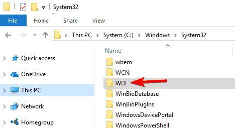 WDI Directory