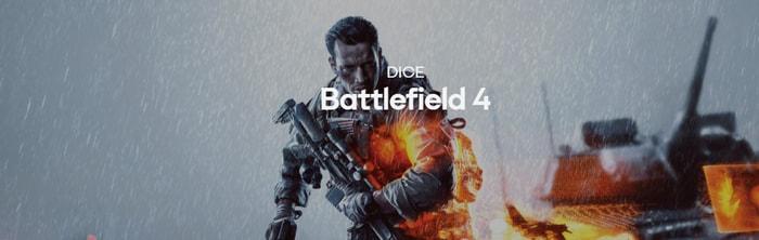 Official Website of Battlefield 4