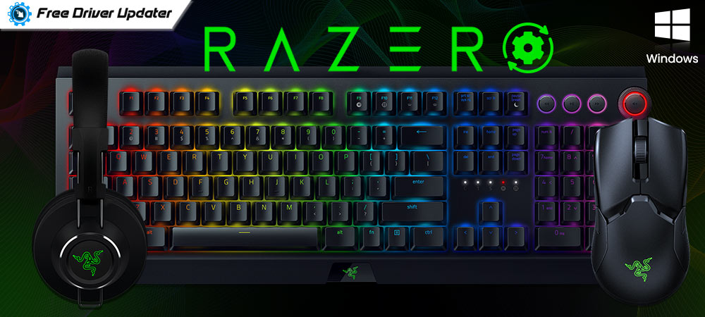 How to Download, Install and Update Razer Drivers for Windows 10