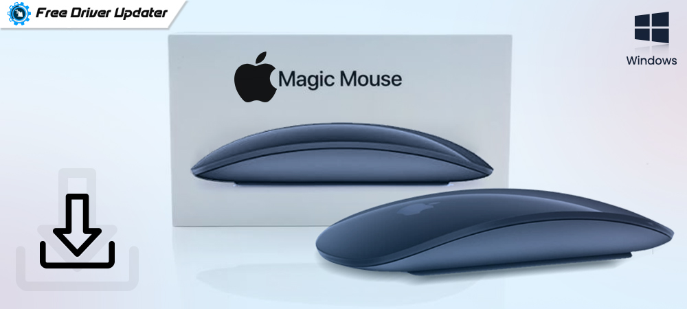 Apple Magic Mouse Driver Download & Install for Windows 10, 8, 7