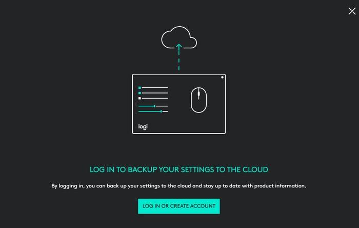 Log In Logitech Account