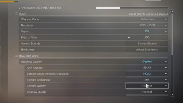 Examine the Settings of the Destiny 2's Voice Chat