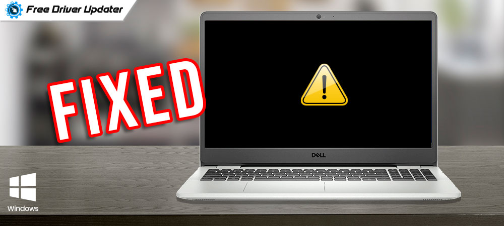 How to Fix Black Screen on Dell Laptop - Step by Step Guide